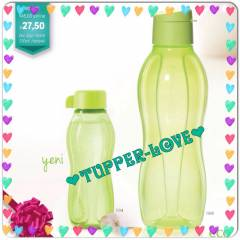 TUPPERWARE EKO ŞİŞE 750 ML VE HEDİYESİ 330 ML