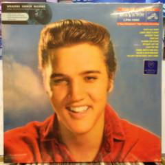 ELVIS PRESLEY FOR LP FANS ONLY SIFIR