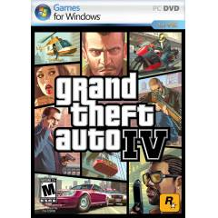 PC GTA IV PC GTA 4 SIFIR KUTUSUNDA DVD Lİ