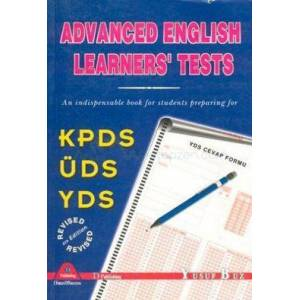 Advanced English Learners Tests KPDS-�DS-YDS