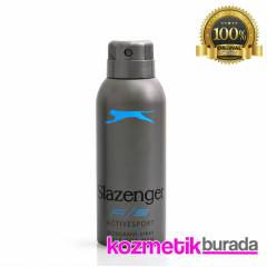 Slazenger For Men Active Sport Deodorant 150ml(m
