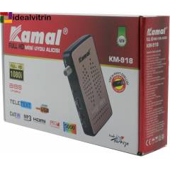 KML FULL HD 1080i MİNİ UYDU ALICISI*USB-TXT-BISS