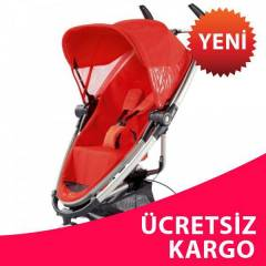 Quinny Zapp Xtra Bebek Arabası Red Evolution