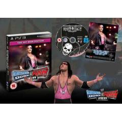 WWE SMACKDOWN VS RAW 2011 THE HIT MAN EDT. PS3