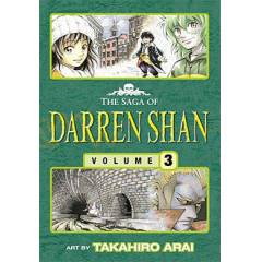 The Saga of Darren Shan Volume 3