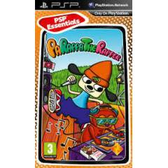 PARAPPA THE RAPPER PSP CD OYUN
