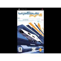 Wipeout Pure PSP CD OYUN