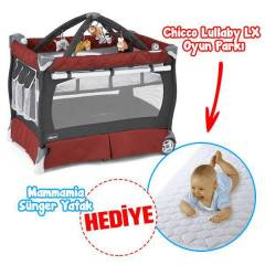 Chicco Lullaby LX Oyun Park Element