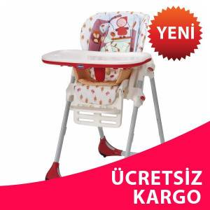 Chicco Polly Mama Sandalyesi �ift K�l�fl� 2014