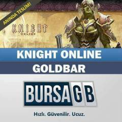 Orion 1m GB Knight Online Gold Bar (*Hemen *)