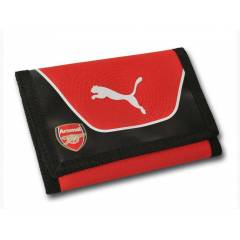 Puma Arsenal Wallet red-black-white Cüzdan