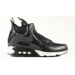 NIKE AIR MAX 90 SNEAKERBOOT WINTER BLACK GRAY