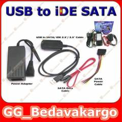 USB TO İDE SATA HDD DVD CD ÇEVİRİCİ ADAPTÖR