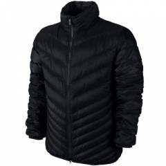 NIKE CASCADE DOWN kaz tüyü BLACK MEN JACKET