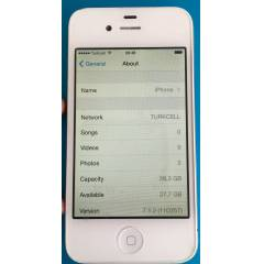 Apple iPhone 4 32GB - BEYAZ