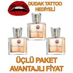 AVON FAR AWAY EDP BAYAN PARFÜM 3LÜ SET