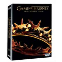 DVD - Game Of Thrones Sezon 2
