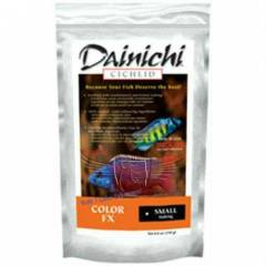 Dainichi Cichlid Color Fx Baby 1mm 100gr