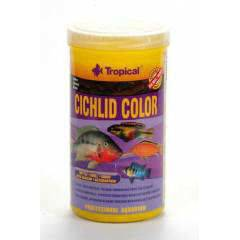 Tropical Cichlid Color Flake 150 ml