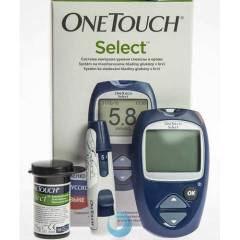 Johnson&Johnson One Touch Select Şeker Ölçüm Set