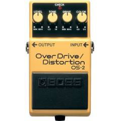 Boss OS-2 OverDrive/Distortion Pedalı [DD]