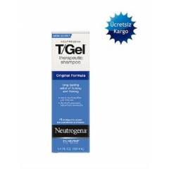 NEUTROGENA T-GEL THERAPEUTİC SHAMPOO 473 ML