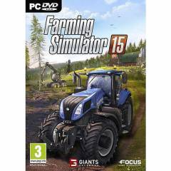 PC FARMiNG SiMULATOR 2015 PC KUTULU DVD Lİ