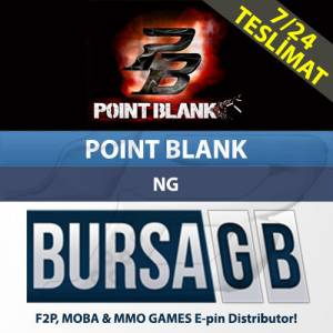 Point Blank 110000 NG PointBlank Cash 110.000 PB