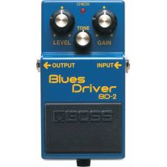 Boss BD-2 Blues Drive Pedalı [DD]