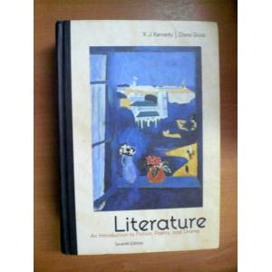 LITERATURE AN INTRODUCTION TO FICTION, POETRY