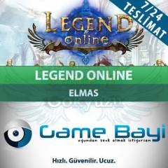 Legend Online 600 + 60 Elmas % 10 Bonus Diamonds