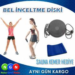 BEL İNCELTİCİ İPLİ TWİSTER TWİTİNG DİSC HEDİYELİ