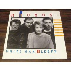 KRONOS QUARTET - White Man Sleeps , LP 1987