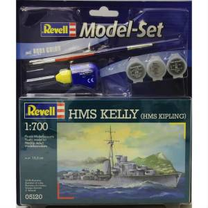 revell Gemi maketi model set HMS Kelly
