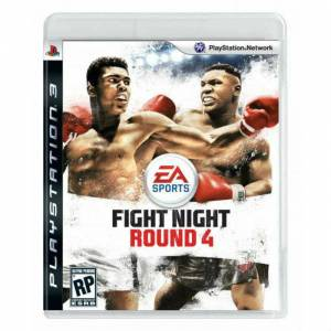 F�GHT N�GHT ROUND 4  PS3 PAL STOKTA  �R�N