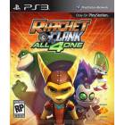 RATCHET CLANK ALL 4 ONE PS3 OYUNU