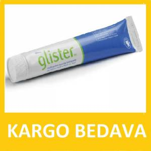 AMWAY GLISTER FLOR�RL� D�� MACUNU 150 ML .....