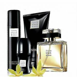 Avon Little Black Dress Edp 50ml Bayan 4'l� Set