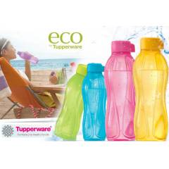 tupperware eko şişe 500 ml suluk
