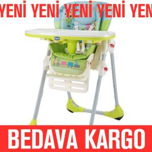 Chicco Polly Mama Sandalyesi Baby World