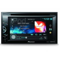 Pioneer avh-x1500dvd multimedya double dvd oto t