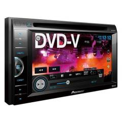 Pioneer avh-160dvd Multimedya Double dvd Oto Tey