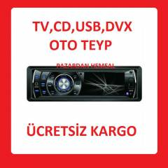 Premier 33080T TV,CD,USB OTO TEYP Araba teybi