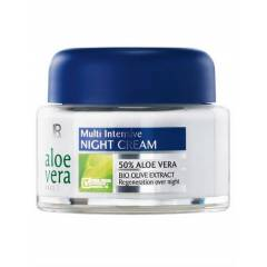 LR ALOE VERA GECE  KREMİ   - MADE IN GERMANY