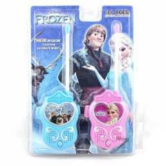 FROZEN TELSİZ, FROZEN WALKİE TALKİE