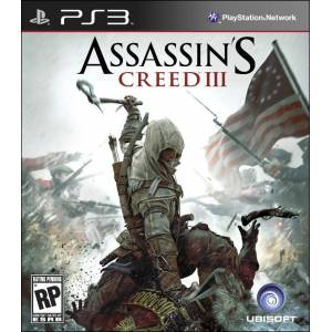 PS3 ASSASSINS CREED 3 TEM�Z KA�MAZ