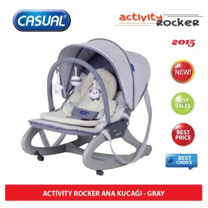 Casual Activity Rocker Ev Tipi Anakuca�� Nw 2015