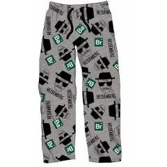 Breaking Bad Erkek Pijama - Heisenberg