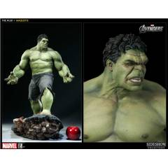 HULK THE AVENGERS - MAQUETTE - SIDESHOW