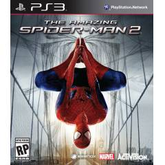 THE AMAZING SPIDERMAN 2 PS3 OYUN SIFIR